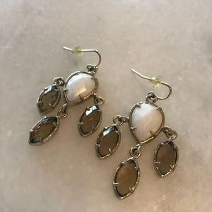 Kendra Scott Chandelier Earrings